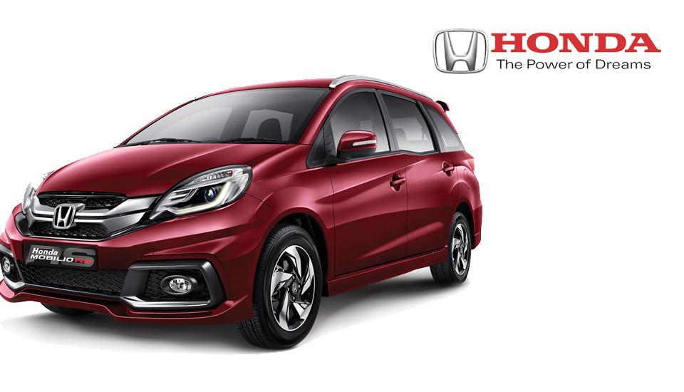 Low MPV Honda Mobilio